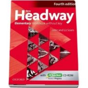 New Headway Elementary A1 - A2. Workbook and iChecker without Key. The worlds most trusted English course