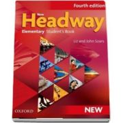 New Headway Elementary Fourth Edition. Students Book