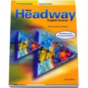 New Headway Pre Intermediate. Students Book