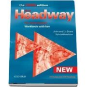 New Headway. Pre Intermediate Third Edition. Workbook (With Key)