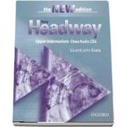 New Headway Upper Intermediate Third Edition. Class Audio CDs (2)
