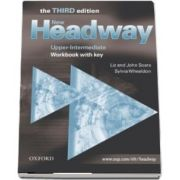 New Headway Upper Intermediate Third Edition. Workbook (With Key)