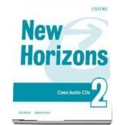 New Horizons 2. Class CD