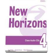 New Horizons 4. Class CD