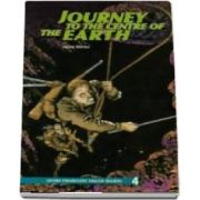 New Oxford Progressive English Readers Grade 4: 3,700 Headwords. Journey to the Centre of the Earth. Book