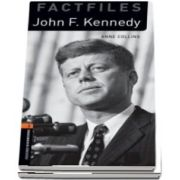 Oxford Bookworms Library Factfiles Level 2. John F. Kennedy. Book
