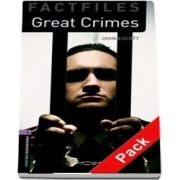 Oxford Bookworms Library Factfiles. Level 4. Great Crimes audio CD pack