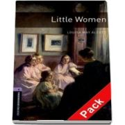 Oxford Bookworms Library Level 4. Little Women. Audio CD pack