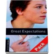 Oxford Bookworms Library. Level 5. Great Expectations audio CD pack