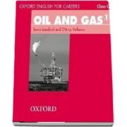 Oxford English for Careers. Oil and Gas 1. Class Audio CD