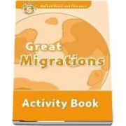 Oxford Read and Discover. Level 5. Great Migrations Activity Book