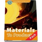 Oxford Read and Discover Level 5. Materials To Products. Audio CD Pack