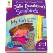 Oxford Reading Tree Songbirds Level 4. My Cat and Other Stories.Book