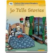 Oxford Storyland Readers Level 9. Jo Tells Stories. Book