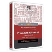 Susanu Antoanela Claudia, Procedura insolventei. Partea generala. Practica judiciara