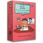 Polimeni Emmanuelle, 52 de trucuri care te ajuta sa-ti faci temele
