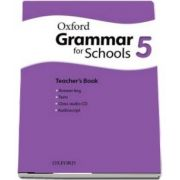 Oxford Grammar for Schools 5. Teachers Book and Audio CD Pack