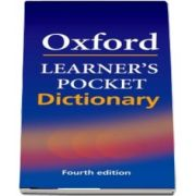Oxford Learners Pocket Dictionary. A pocket sized reference to English vocabulary
