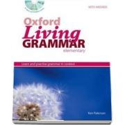 Oxford Living Grammar Elementary. Students Book Pack. Learn and practise grammar in everyday contexts