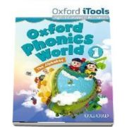Oxford Phonics World Level 1. iTools