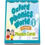 Oxford Phonics World Level 1. Phonics Cards