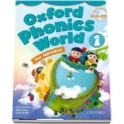 Oxford Phonics World Level 1. Student Book with MultiROM