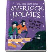 Baudet Stephanie, Sherlock Holmes. Semnul celor patru