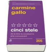 Gallo Carmine, Cinci stele