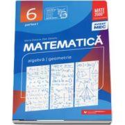 Matematica, consolidare. Culegere pentru clasa a VI-a, partea I