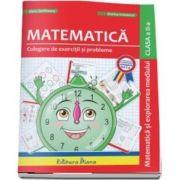 Matematica si explorarea mediului. Culegere de exercitii si probleme pentru clasa a II-a