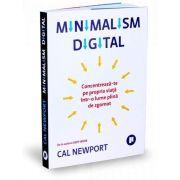 Newport Cal, Minimalism digital