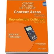Oxford Picture Dictionary for the Content Areas. Reproducible Math and Technology