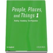 People, Places, and Things 1. Audio CD