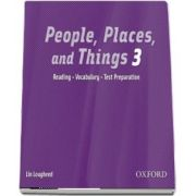 People, Places, and Things 3. Audio CD