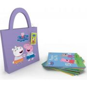 Peppa Pig Storybook Bag (Purple)