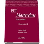 PET Masterclass. Class Audio CD