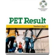 PET Result. Teachers Pack (Teachers Book with Assessment Booklet, DVD and Dictionaries Booklet)