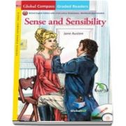 Sense And Sensibility. Includes an MP3 CD with the recordings in British English