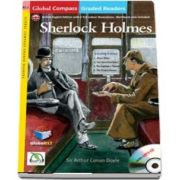 Sherlock Holmes. Includes an MP3 CD with the recordings in British English