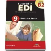 Succeed in EDI B2. 9 Practice Tests Self-Study Edition