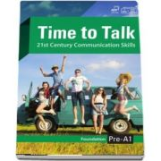 Time to Talk Foundation Pre A1. Students Book with MP3 CD