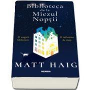 Biblioteca de la miezul noptii de Matt Haig