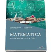 Matematica. Manual pentru clasa a VIII-a (Constantin Basarab)