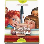 Clements Andrew, Povestea frindelului (Colectia Funny green)