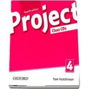 Project Level 4. Class CD (2 Disc)