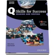 Q Skills for Success Level 4. Reading and Writing Student Book with iQ Online