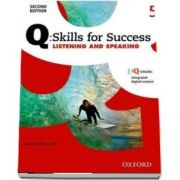 Q Skills for Success Level 5. Listening and Speaking Student Book with iQ Online