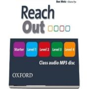 Reach Out. Class Audio CD