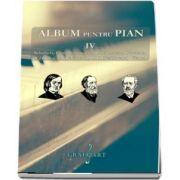 Album pentru pian IV