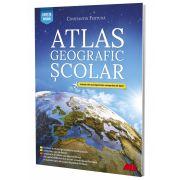 Atlas geografic scolar. Editia 2020 (Realizat de Constantin Furtuna)